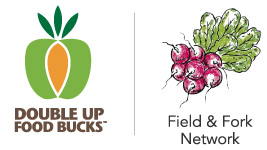 Double Up Food Bucks NYS Logo